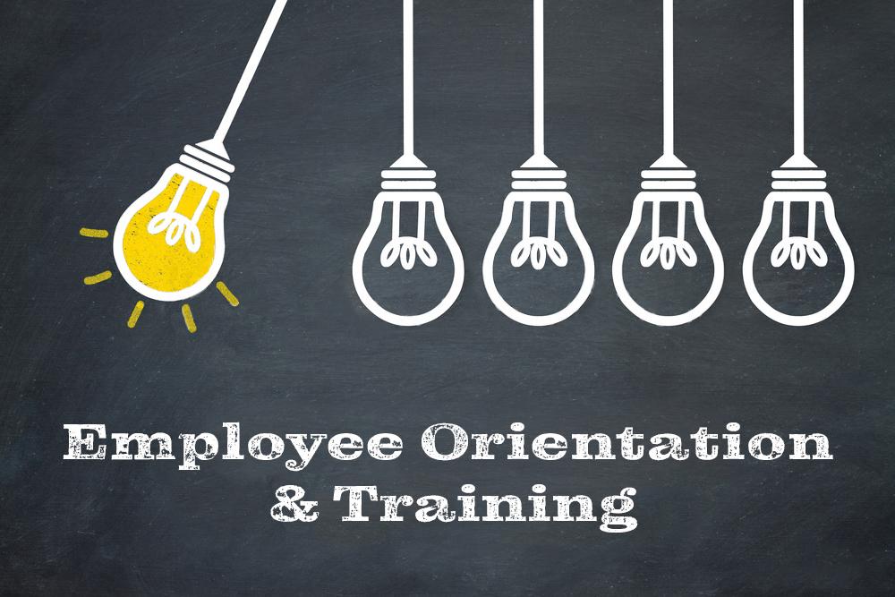 Employee Orientation & Training